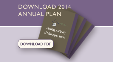 Fiscal Year 2014 PHA Annual Plan