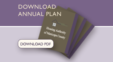 Download the PHA Annual Plan. Will open as a PDF